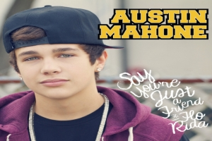 Austin Mahone - Say You're Just A Friend ásamt Flo Rida
