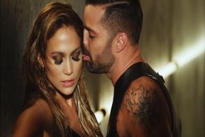 Wisin - Adrenalina ásamt Jennifer Lopez og Ricky Martin