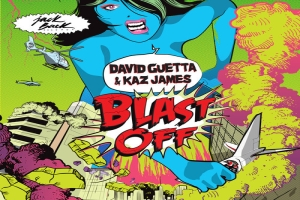 David Guetta & Kaz James - Blast Off