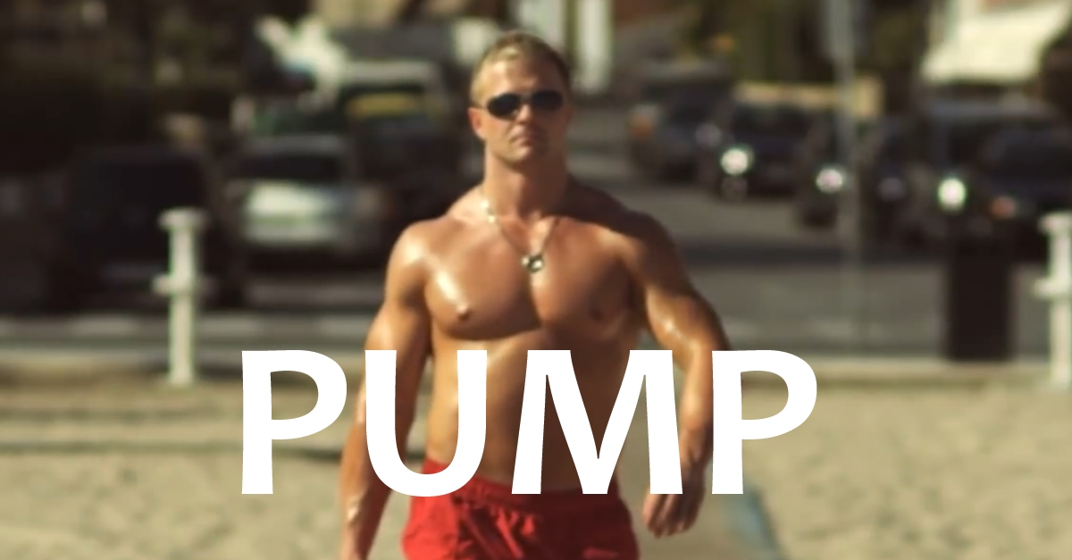 Dj MuscleBoy - Pump