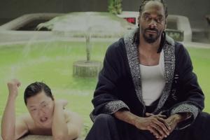 PSY - Hangover ásamt Snoop Dogg