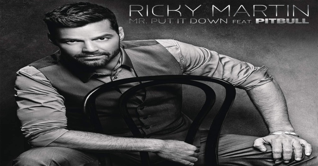 Ricky Martin - Mr. Put It Down ásamt Pitbull