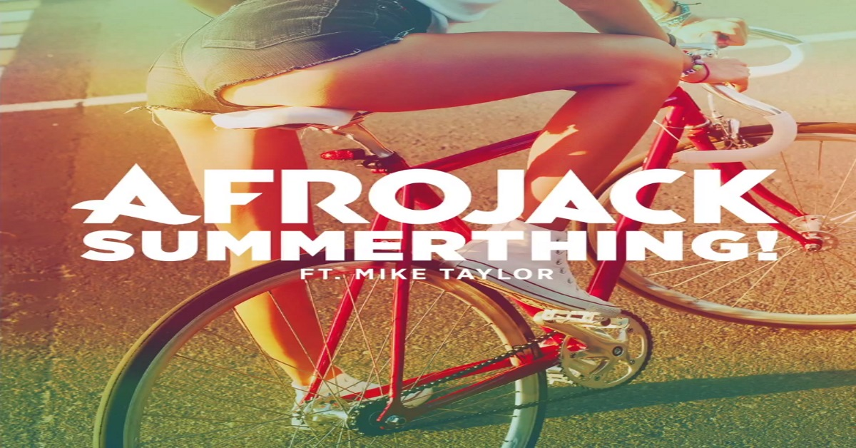 Afrojack - SummerThing! ásamt Mike Taylor