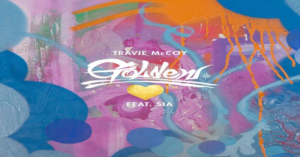 Travie McCoy - Golden ásamt Sia