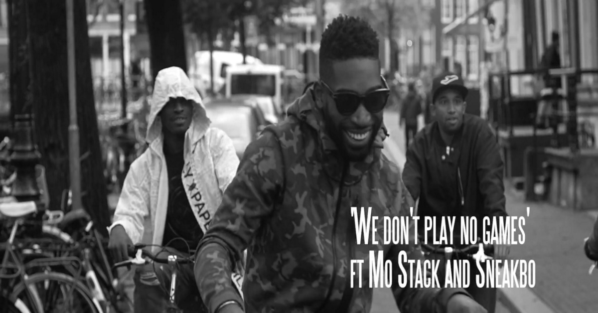 Tinie Tempah - We Don't Play No Games ásamt MoStack & Sneakbo